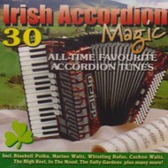 Sharpe Music,  A DROP IN YOUR HAND - IRISH ACCORDION MAGIC (CD)