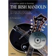 THE IRISH MANDOLIN BOOK & CD