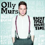 OLLY MURS - RIGHT PLACE RIGHT TIME