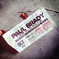 PAUL BRADY AND HIS BAND - THE VICAR ST. SESSION VOL 1 (CD)...