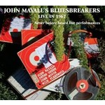 JOHN MAYALL'S BLUEBREAKERS - LIVE IN 1967 (CD).