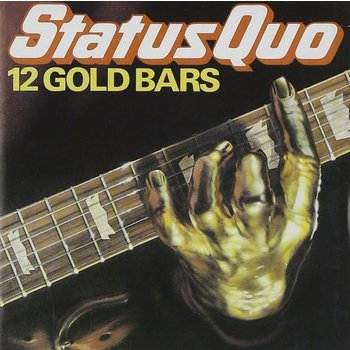 STATUS QUO - 12 GOLD BARS (CD)
