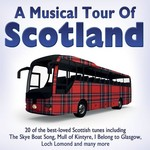 A MUSICAL TOUR OF SCOTLAND - VARIOUS SCOTTISH ARTISTS (CD)...