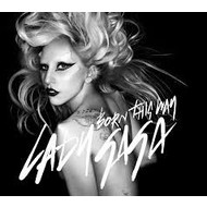 LADY GAGA - BORN THIS WAY (CD SINGLE).