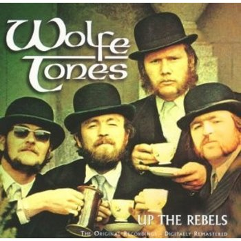 WOLFE TONES - UP THE REBELS (CD)