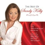 SANDY KELLY - THE BEST OF SANDY KELLY (CD).