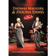 THOMAS MAGUIRE AND FIONA ELLIS IN CONCERT ARDHOWEN THEATRE ,ENNISKILLEN (DVD).. )
