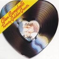GLEN CAMPBELL - TWENTY GOLDEN GREATS (CD).