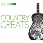 COUNTRY GREATS - 5CD SET.