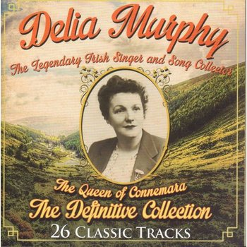 DELIA MURPHY - THE DEFINITIVE COLLECTION (CD)