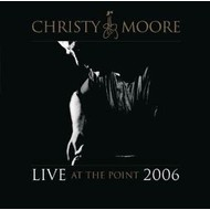 CHRISTY MOORE - LIVE AT THE POINT 2006 (CD)