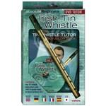 IRISH TIN WHISTLE DVD TUTOR PACK...