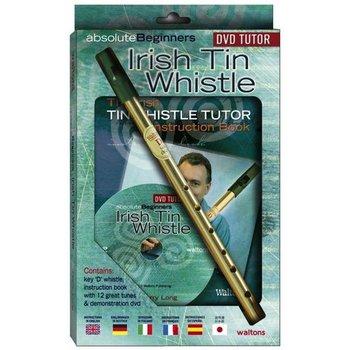 TIN WHISTLE DVD TUTOR PACK