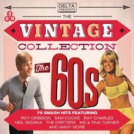 VINTAGE COLLECTION THE 60'S - VARIOUS ARTISTS (CD).