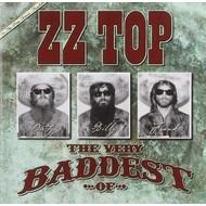 ZZ TOP - THE VERY BADDEST OF ZZ TOP (CD).