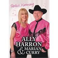 ALLY HARRON & MARIAN CURRY - PERFECT HARMONY DVD
