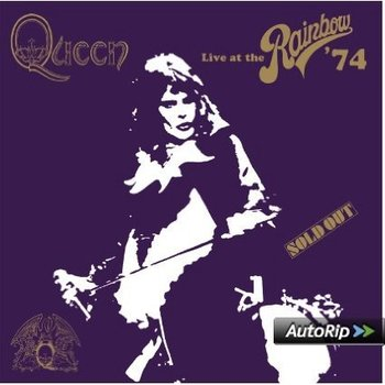 QUEEN - LIVE AT THE RAINBOW '74 2LP SET