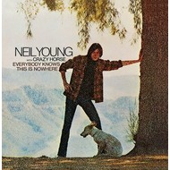 NEIL YOUNG - EVERYBODY KNOWS THIS IS NOWHERE LP