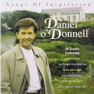 DANIEL O'DONNELL - SONGS OF OF INSPIRATION (CD)....