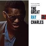 RAY CHARLES - THE GREAT RAY CHARLES LP