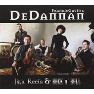 FRANKIE GAVIN & DE DANNAN - JIGS, REELS AND ROCK'N'ROLL (CD)...