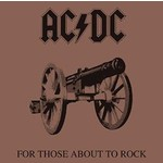 AC/DC - FOR THOSE ABOUT TO ROCK WE SALUTE YOU (CD).
