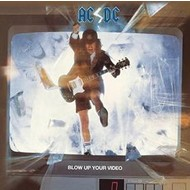 AC/DC - BLOW UP THE VIDEO (CD).