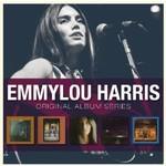 EMMYLOU HARRIS - ORIGINAL ALBUM SERIES  (CD).