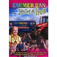 FARMER DAN - UNCUT AND LIVE (DVD)