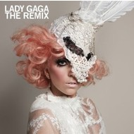 LADY GAGA - THE REMIX (CD).