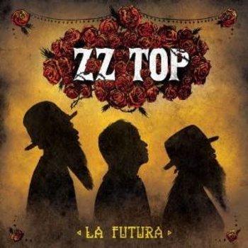 ZZ TOP - LA FUTURA (CD)