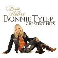 BONNIE TYLER - FROM THE HEART: THE GREATEST HITS (CD)...