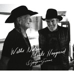 WILLIE NELSON & MERLE HAGGARD - DJANGO AND JIMMIE (CD)...