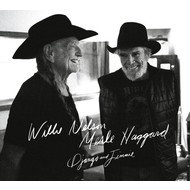 WILLIE NELSON & MERLE HAGGARD - DJANGO AND JIMMIE (CD).. )