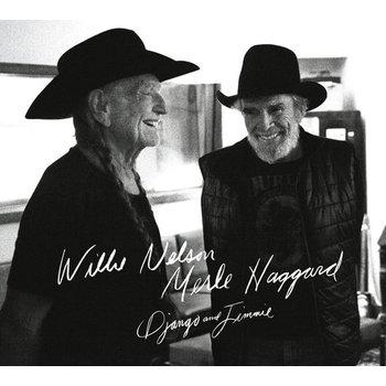 WILLIE NELSON & MERLE HAGGARD - DJANGO AND JIMMIE (CD)
