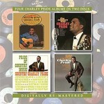 CHARLEY PRIDE - 2CD SET: COUNTRY / THE COUNTRY WAY / PRIDE OF COUNTRY MUSIC/ MAKE MINE COUNTRY (CD)...