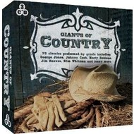 GIANTS OF COUNTRY (3 CD BOX SET)