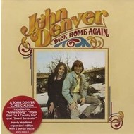 JOHN DENVER - BACK HOME AGAIN (CD).