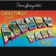 BRUCE SPRINGSTEEN - GREETINGS FROM ASBURY PARK, N.J. (CD)...