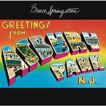 BRUCE SPRINGSTEEN - GREETINGS FROM ASBURY PARK, N.J.