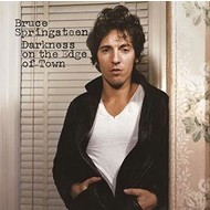 BRUCE SPRINGSTEEN - DARKNESS ON THE EDGE OF TOWN (CD).