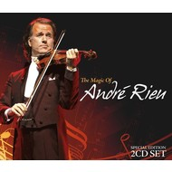 ANDRE RIEU - THE MAGIC OF ANDRE RIEU (2 CD SET)...