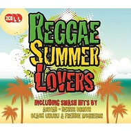 REGGAE SUMMER LOVERS - VARIOUS REGGAE ARTISTS (3 CD SET)