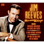 JIM REEVES - THERE'S SOMEONE WHO LOVES YOU (CD)...