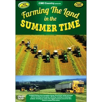 FARMING THE LAND IN THE SUMMER TIME (DVD)