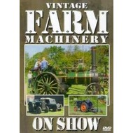 VINTAGE FARM MACHINERY ON SHOW