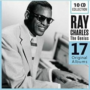 RAY CHARLES - THE GENIUS (10 CD'S)