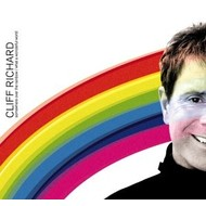 CLIFF RICHARD - SOMEWHERE OVER THE RAINBOW (CD SINGLE)