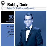 BOBBY DARIN - SWINGS THE GREAT AMERICAN SONGBOOK (2 CD SET)