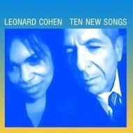 LEONARD COHEN - TEN NEW SONGS (CD).